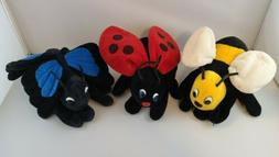 3 Plush Creations inc Plush Glove Hand Puppet Butterfly Lady