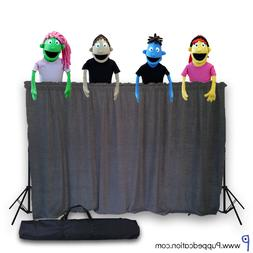 Classroom Puppet Stage   Professional Tripod Puppet Stage Th