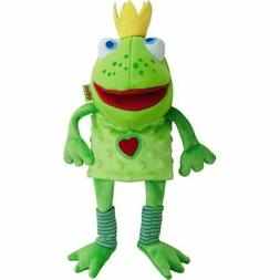 HABA Glove Puppet Frog King