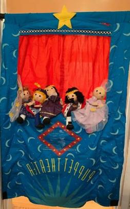 Hearthsong Puppet Theatre and Royal Family Puppets!